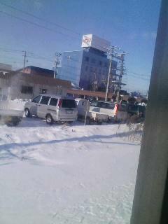 札幌到着。